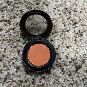 Mac makeup (used) eyeshadow rule